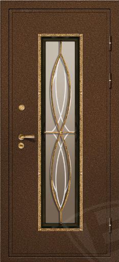 Двери из металла Фабрика Твёрдый знак. Двери металлические в Краснодаре.