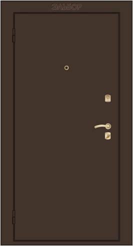 Стальные входные двери в Краснодаре.Двери Фабрика Эльбор. Двери стальные в Краснодаре.