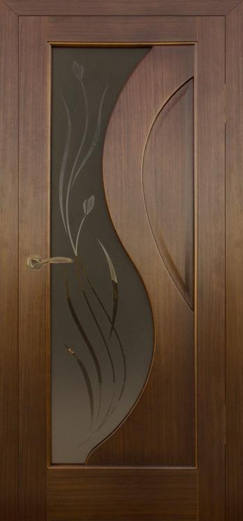 Межкомнатные двери Фабрики Лайн Дор серия Прага стеклянная