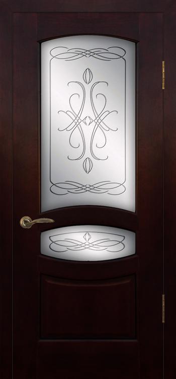 Межкомнатные двери Серия Алина 3