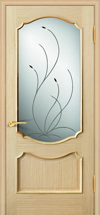Межкомнатные двери Серия Богема стекло