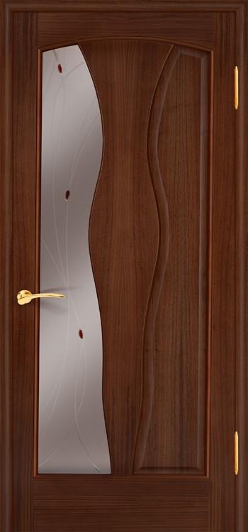 Межкомнатные двери Серия  Анжелика стекло