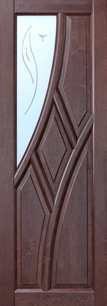 Двери деревянные из массива в Краснодаре